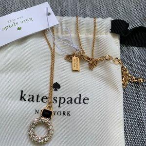 Kate Spade full circle necklace